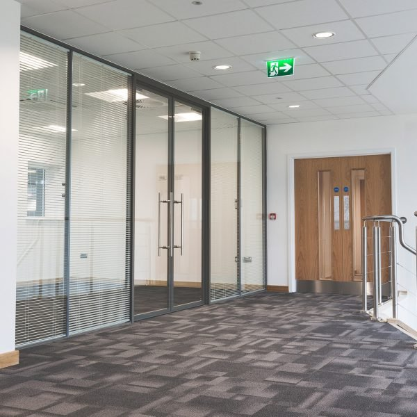 Glass partition experts