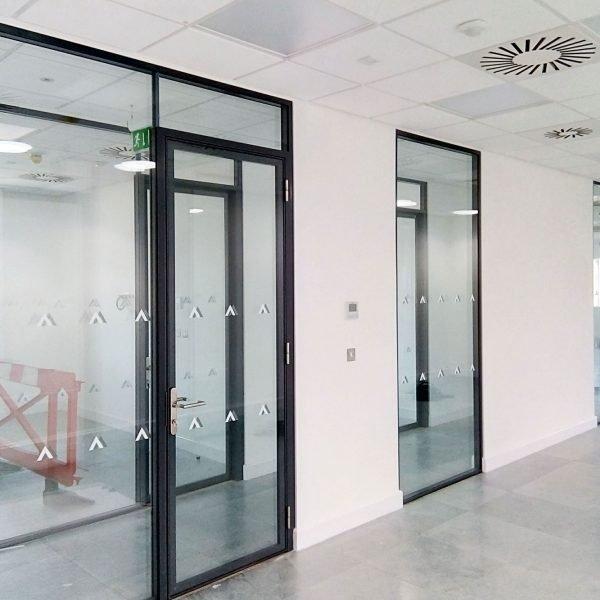 double glazed doors for office